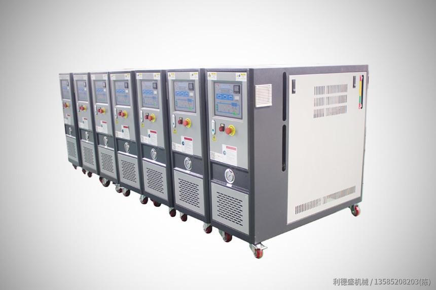 油循環溫度控制機