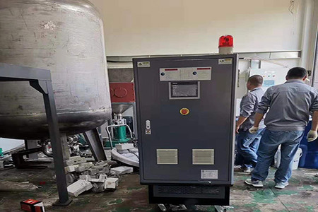 高溫油溫機(電加熱導熱油爐)在垃圾分類回收中應用