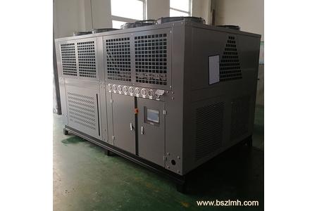 工业冷水机组命名方法及控温范围