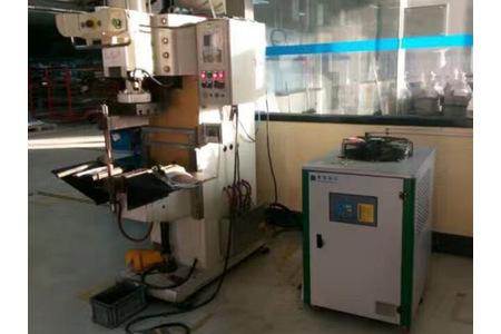 电阻焊机冷却方案(风冷式竞博)