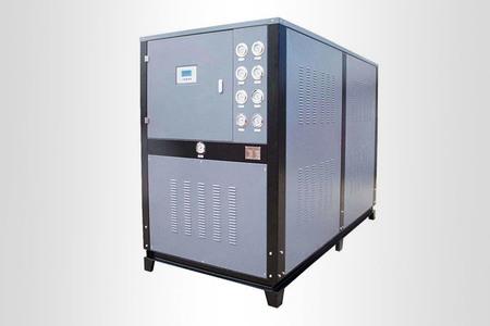 水冷式油冷機